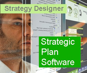 Strategic plan template to outline your roadmap strategic plan development tool strategy designer wajeb Choice Image